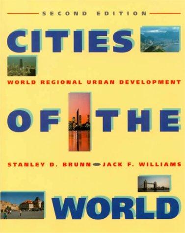 9780060410285: Cities of the World: World Regional Urban Development