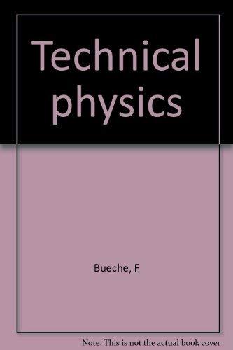 9780060410322: Technical physics