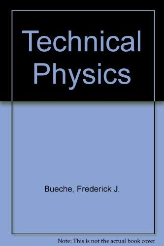 9780060410339: Technical Physics
