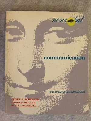 9780060410445: Nonverbal Communication: The Unspoken Dialogue