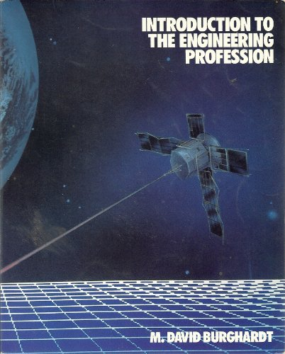 9780060410483: Introduction to the Engineering Profession