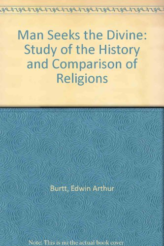 9780060410902: Man Seeks the Divine: Study of the History and Comparison of Religions
