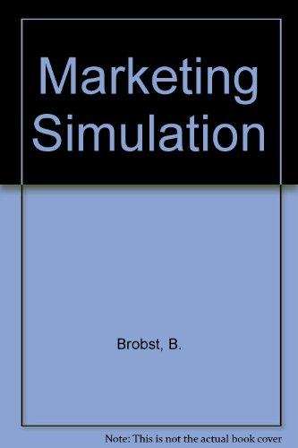 9780060411046: Marketing Simulation