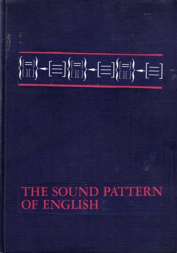 9780060412760: The Sound Pattern of English