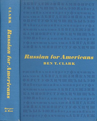 9780060412876: Russian for Americans