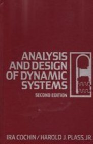 9780060413149: Analysis and Design of Dynamic Systems