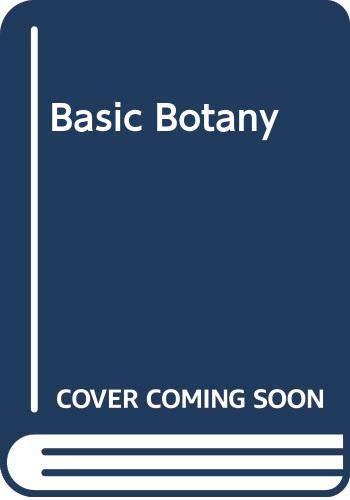 9780060414283: Basic Botany