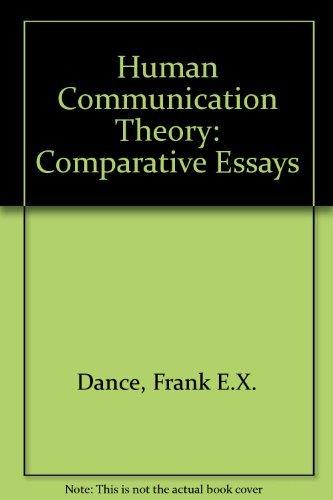 9780060414818: Human Communication Theory