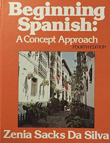 9780060415068: Beginning Spanish: A Concept Approach