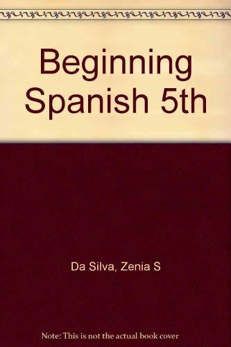 9780060415082: Beginning Spanish 5th