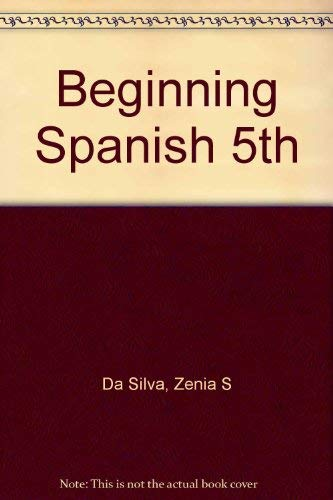 9780060415082: Beginning Spanish 5th