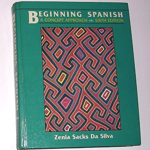 9780060415358: Beginning Spanish: A Concept Approach