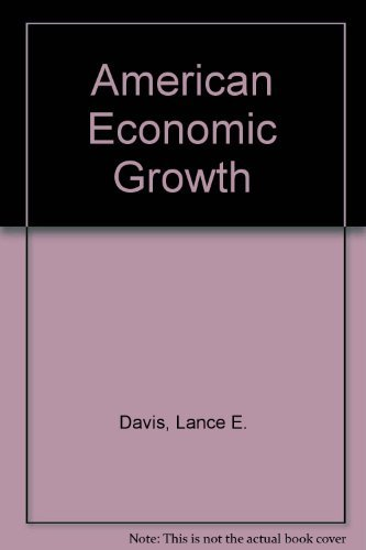 9780060415570: American Economic Growth