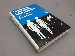 9780060416850: Learning, Language and Memory