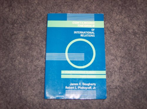 9780060417062: Contending Theories of International Relations: A Comprehensive Survey (Third Edition)