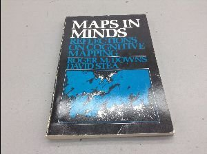 9780060417338: Maps in Minds: Reflections on Cognitive Mapping (Harper and Row series in geography)