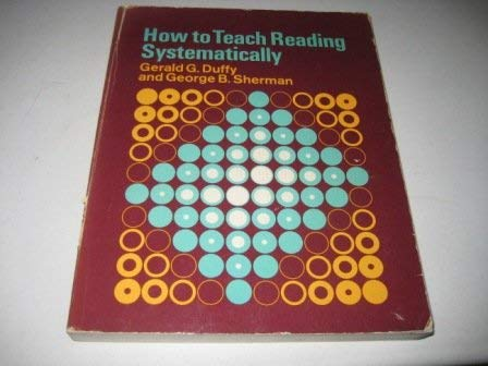 9780060417826: How to teach reading systematically