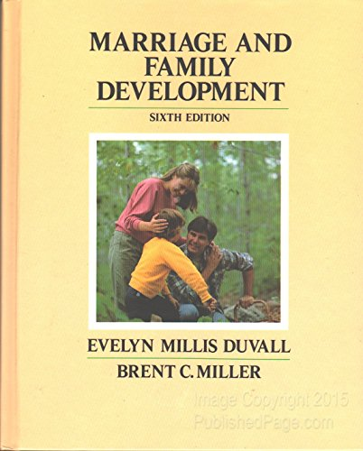 9780060418267: Marriage and Family Development
