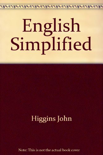 9780060419035: English simplified