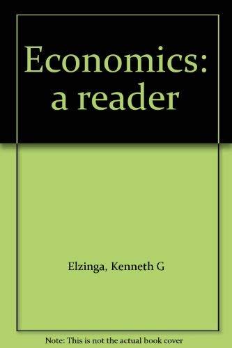 9780060419059: Economics: a reader