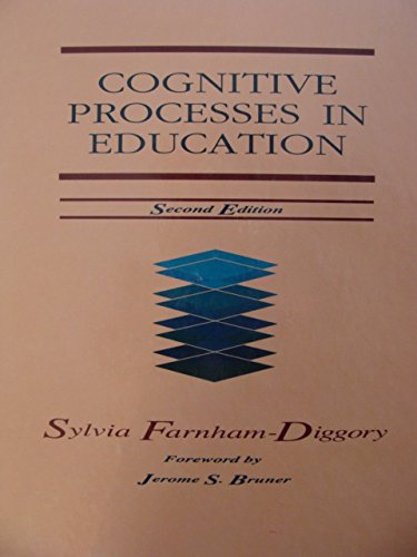 9780060420048: Cognitive Processes in Education