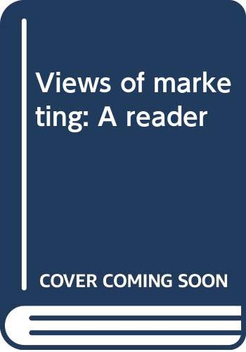 9780060421878: Views of marketing: A reader