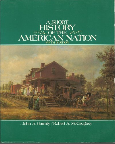 9780060422325: A short history of the American nation