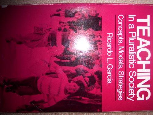 9780060422332: Teachg Plural Society Pb