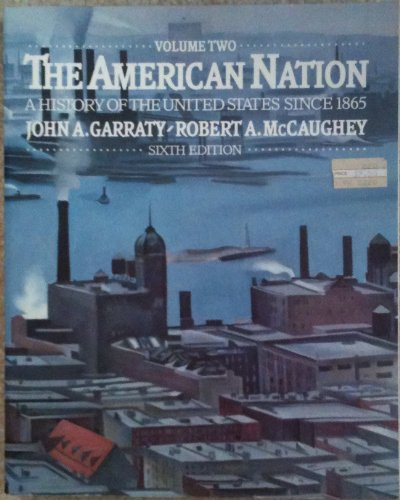 9780060422974: American Nation: Since 1865 v. 2: A History of the United States