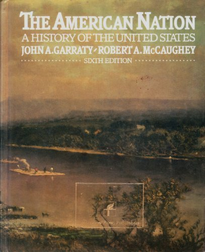 9780060422981: The American Nation: A History of the United States