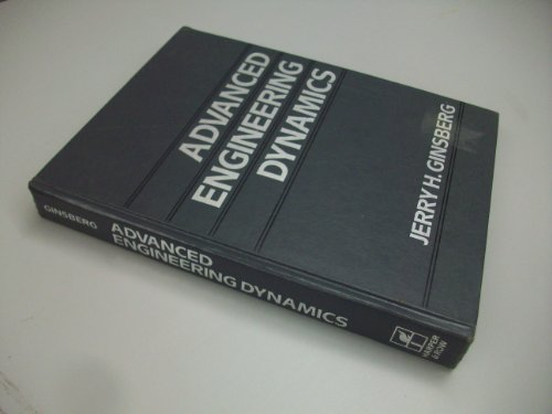 9780060423087: Advanced Engineering Dynamics