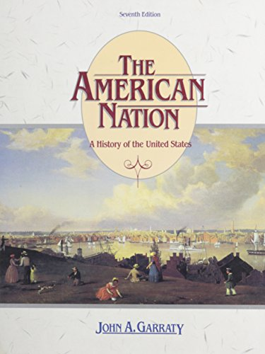 9780060423124: The American Nation: A History of the United States