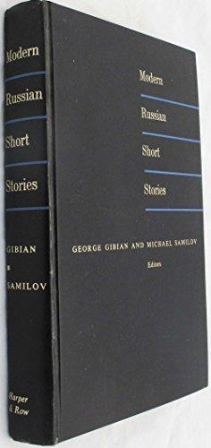 9780060423209: Modern Russian Short Stories