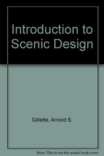 9780060423247: Introduction to Scenic Design