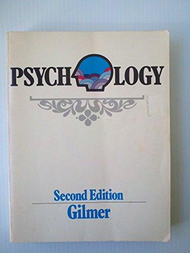 Psychology: Beverly Von Haller Gilmer