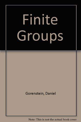 9780060424138: Finite Groups