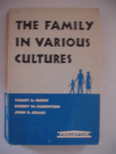 9780060425685: Family in Various Cultures