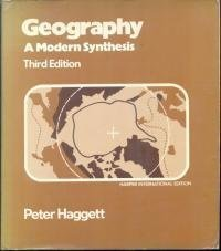 9780060425784: Geography: A modern synthesis (Harper & Row series in geography)