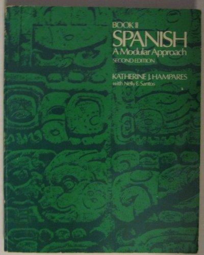 9780060425968: Spanish, a modular approach