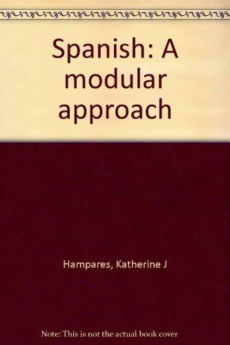 9780060426224: Spanish: A modular approach