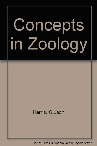 9780060426590: Concepts in Zoology