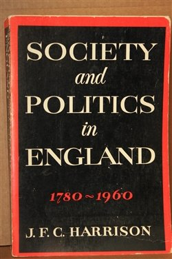 9780060426705: Society and Politics in England, 1780-1960 (Torchbooks)