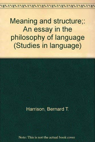 structure of a philosophy essay