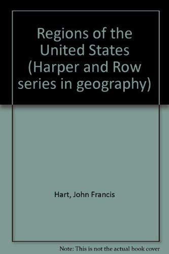 9780060426767: Regions of the United States