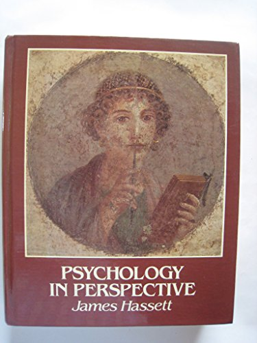 9780060426880: Psychology In Perspective
