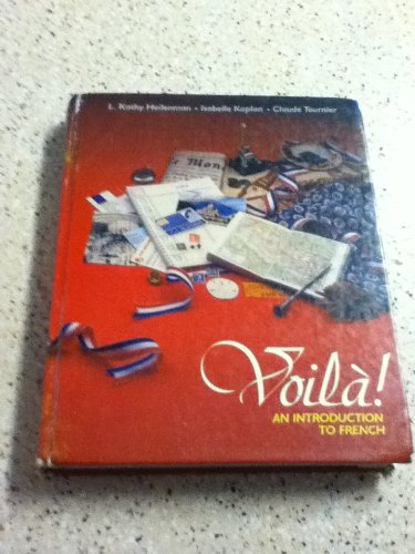 9780060427580: Voila!: An introduction to French