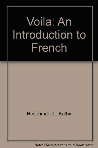 9780060427627: Voila: An Introduction to French