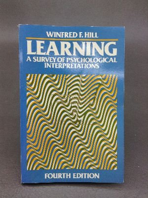 9780060428181: Learning: A Survey of Psychological Interpretations