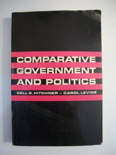 9780060428280: Comparative Government and Politics
