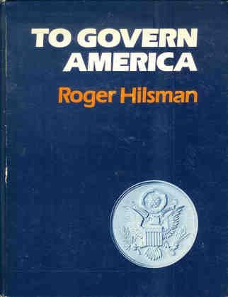 9780060428389: To Govern America